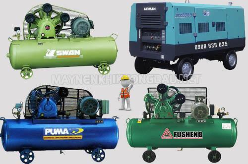 Tất cả các loại máy nén khí cần được kiểm định an toàn