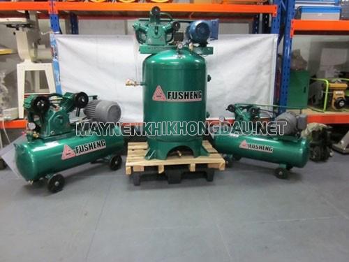 Máy nén khí điện 1 pha được sử dụng phổ biến trong công nghiệp và cuộc sống