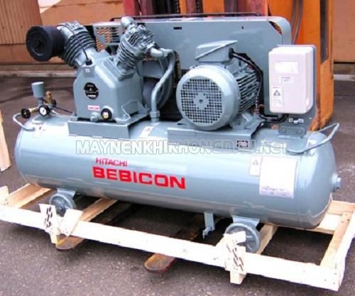 Máy nén khí Hitachi 3Hp có hiệu suất làm việc cao ổn định