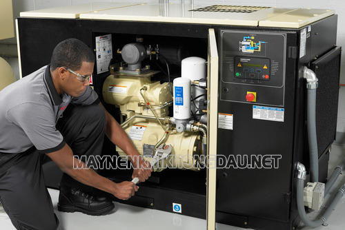 Bảo dưỡng máy nén khí thường xuyên để khắc phục lỗi máy nén khí