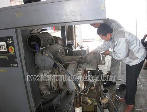 Cần đào tạo nhân viên vận hành máy nén khí đúng cách