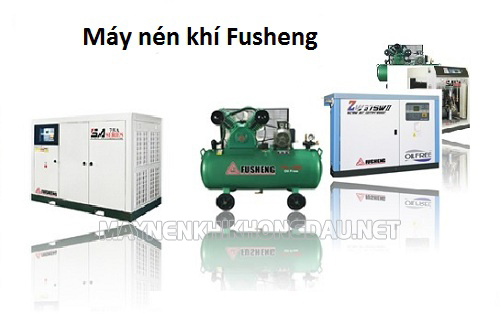 Fusheng cung cấp đa dạng các chủng loại máy nén khí công nghiệp