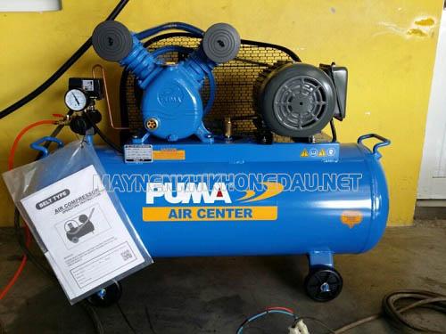 Máy nén khí Puma được đánh giá có hiệu suất cao hơn của Fusheng