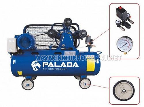 Palada là hãng chỉ tập trung phát triển các dòng máy nén khí piston