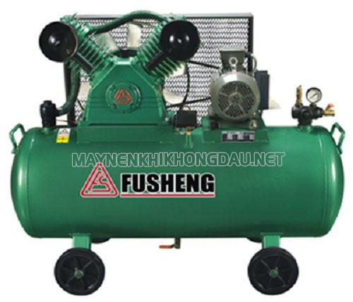 Máy nén khí piston Fusheng được sử dụng phổ biến trong các ngành công nghiệp