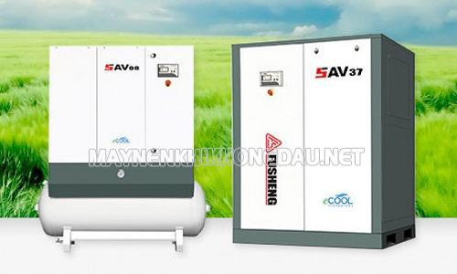 Fusheng là thương hiệu máy nén khí có chất lượng cao đến từ Trung Quốc