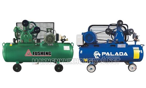 So sánh máy nén khí Palada và Fusheng