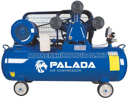 máy nén khí Palada có thể vận hành ổn định trong thời gian dài