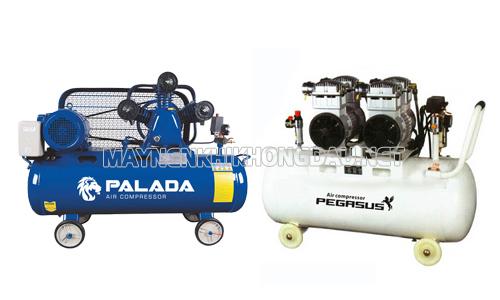 So sánh máy nén khí Palada và Pegasus