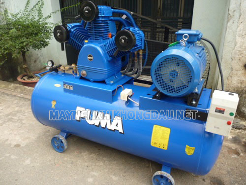 máy nén khí Puma - độ ồn thấp, hiệu suất cao