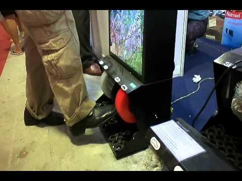 Cách thức hoạt động của máy đánh giày hoạt động