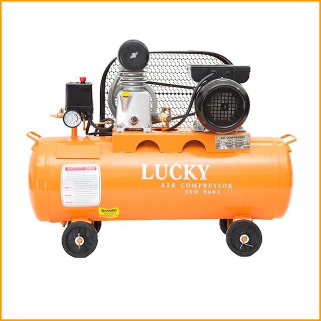 Máy nén khí lucky 35l là dòng máy nén khí piston nhỏ nhất