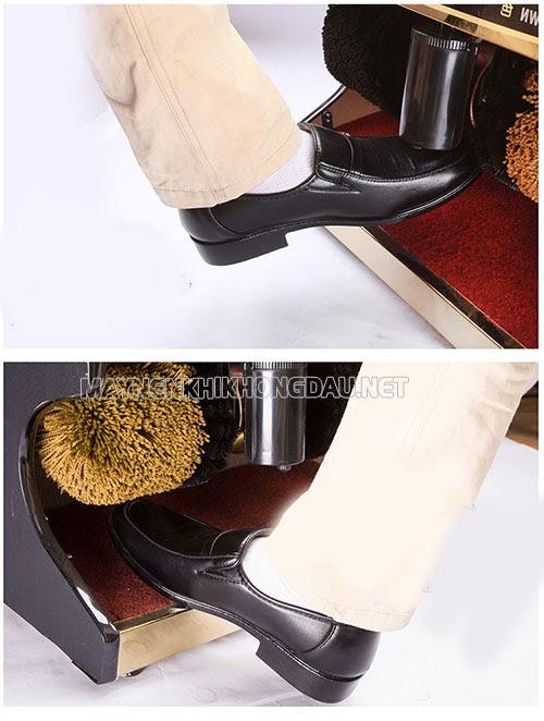 máy đánh giày là gì