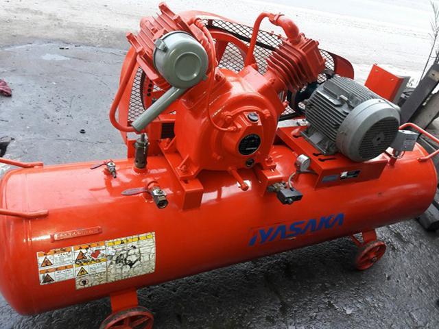 Sản phẩm nén không khí cũ Toshiba 7.5 kW