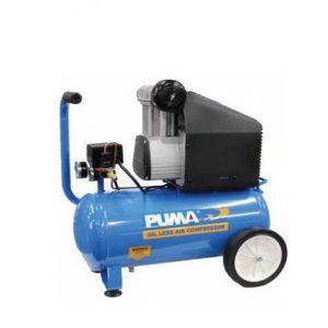 Sản phẩm nén khí không dầu nổi tiếng Puma