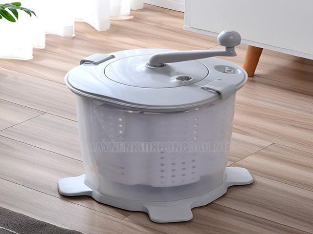 Máy giặt mini không sử dụng điện 5kg.