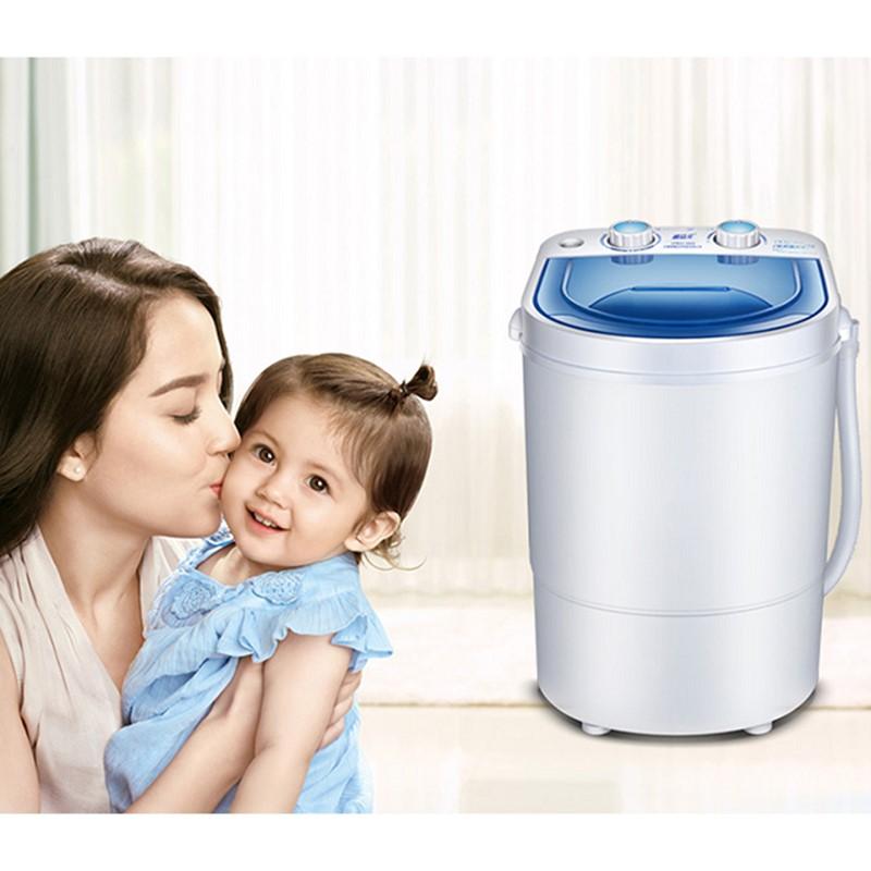 Ưu điểm của máy giặt mini