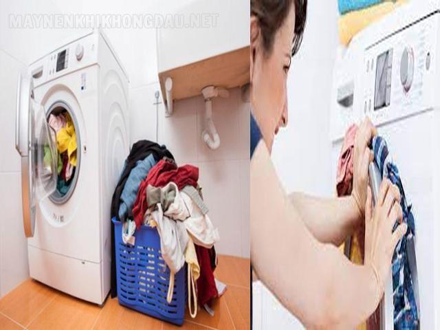 Khối lượng giặt ít