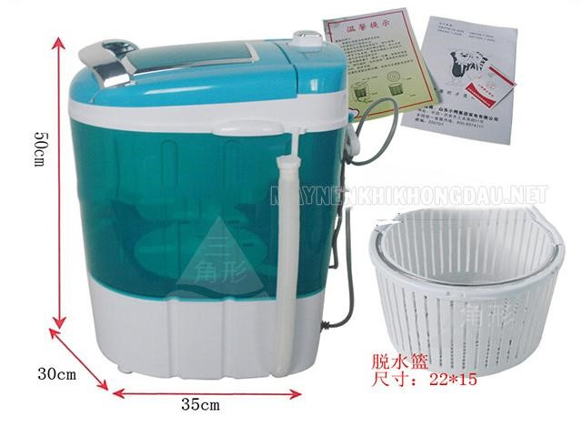 Máy giặt mini 3kg Yoko XPB30-8.