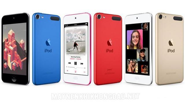 iPod Touch thế hệ 7 ra mắt năm 2019.