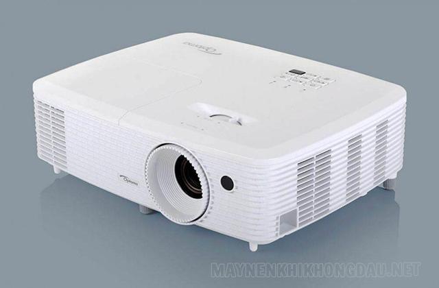 Máy chiếu Laser Optoma HD29 có xuất xứ từ Mỹ.