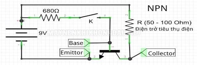 Transistor NPN là như thế nào?