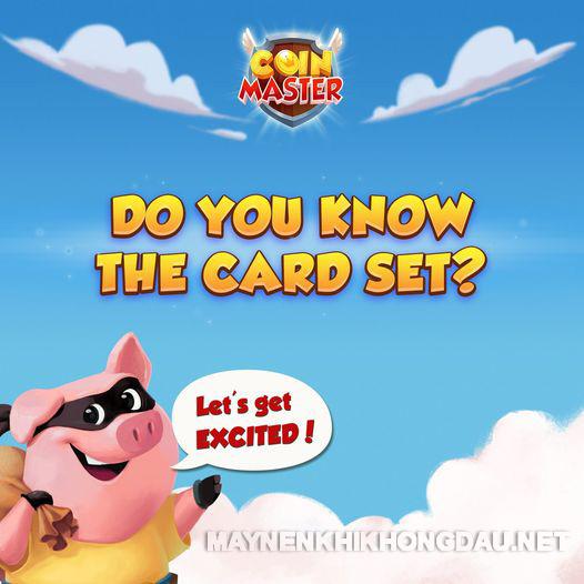 Bạn có biết Coin Master Card không?