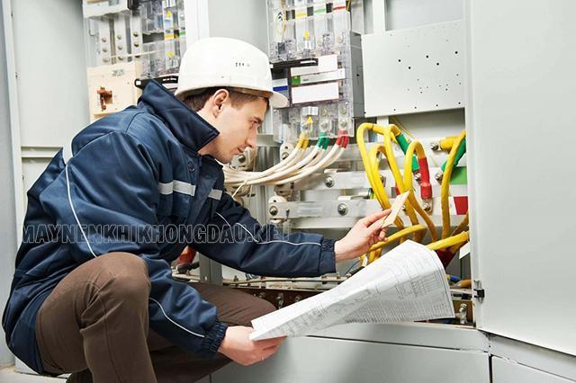 Quy trình bảo trì bảo dưỡng các máy móc thiết bị