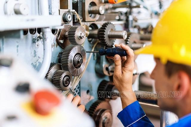 Lên phương án bảo dưỡng phù hợp với từng loại thiết bị khác nhau