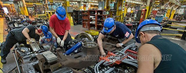 Sửa chữa trang thiết bị