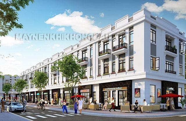 Mô hình bất động sản Shophouse có đặc điểm gì?