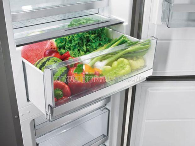 Thực phẩm không được xử lý trước khi đưa vào trong tủ lạnh bảo quản