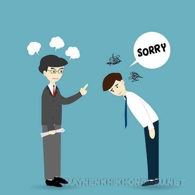 Chủ động thừa nhận những lỗi lầm của bản thân và tìm cách khắc phục