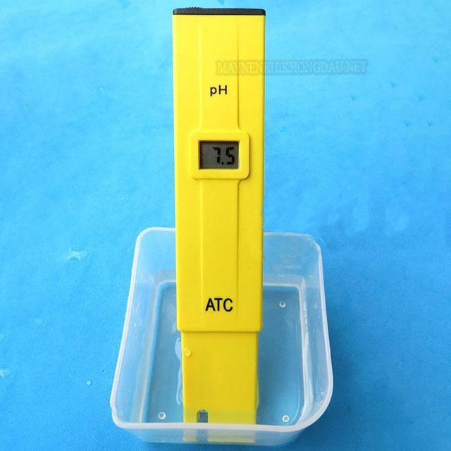 Máy đo độ pH của nước