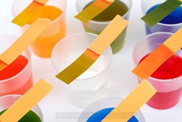 Những công dụng đặc biệt của giấy quỳ tím