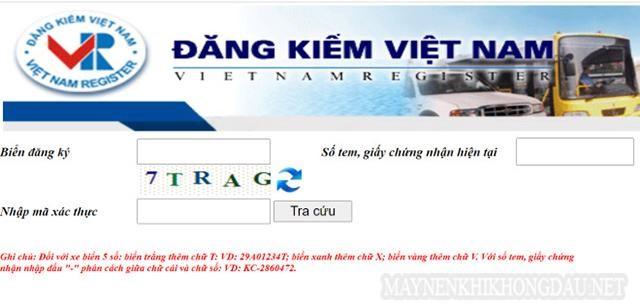 Đăng kiểm Việt Nam