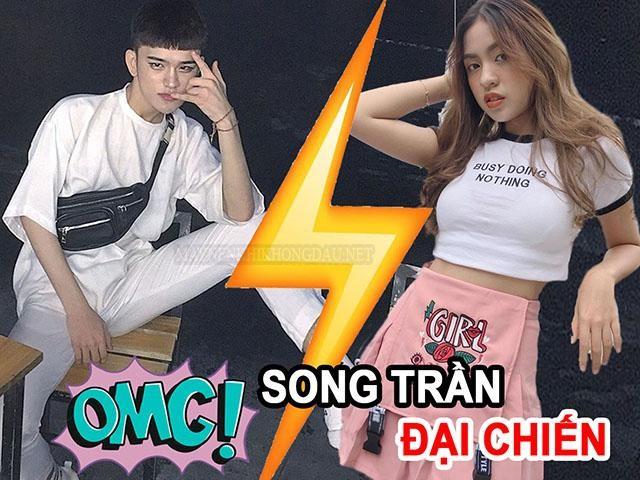 Khẩu chiến với hot girl Trần Thanh Tâm