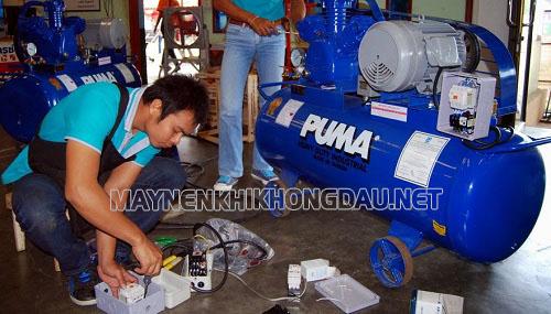 Xác định đúng nguyên nhân máy nén khí kêu to để khắc phục đúng cách