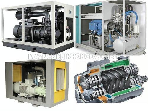 Những yếu tố tác động đến điện năng tiêu thụ của máy nén khí