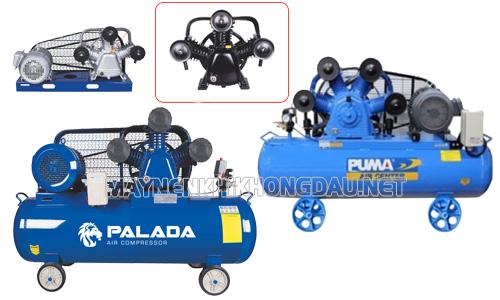 So sánh máy nén khí Palada và Puma